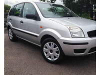(((DIESEL))) FORD FUSION 1.4 DIESEL(((£30 ROAD TAX- A YEAR))*MOT-11 MONTHS*LOW INSURANCE GROUP*F/S/H