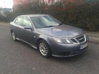 *** 2007 SAAB 9-3 LINEAR FACELIFT MODEL LEATHER*** £2999! *FINANCE+WARRANTIES*