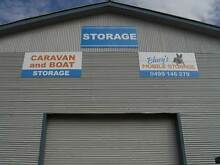 Storage caravan and boat Rutherford Maitland Area Preview