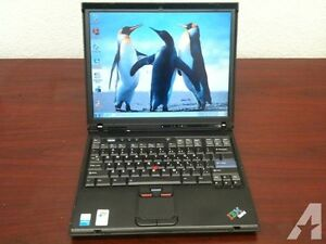 laptop -R51 thinkpad