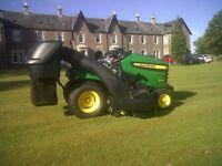 Commercial Grass Cutting & Grounds Maintenance, Est 1991.