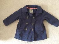 Next girls light weight jacket
