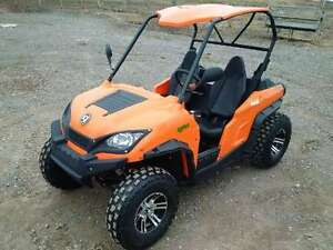 "2016 Gio Mini UTV ""Little Chief"" 200cc Windsor Region Ontario image 7"