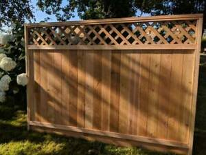 Cedar Fence & Lumber