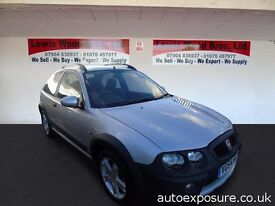 ROVER STREETWISE 1.4 THREE DOOR HATCH WITH SERVICE HISTORY