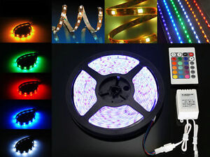 RESIDENTIAL LED  STRIP LIGHTS