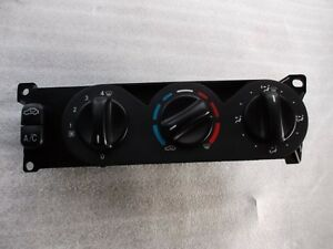 Mercedes-Benz ML Class 1998-2001 Climate Control Panel 163830018