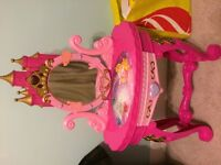 Table vanity pour fille- Princess- Disney! Vanity table for girl