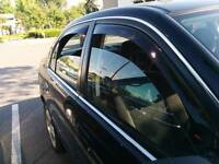 Window Rain Visors for Honda/Acura 4 Door