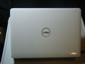 DELL Inspiron 1525 Laptop ( Excellent Christmas Present ) Glossy White Top Cover