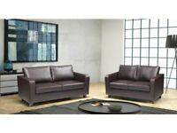 ***⚫***Best Budget Sofa At Very Low Price***⚫*** New 3 and 2 seater box sofa set at very cheap price