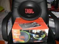 JBL CS12 500WATT SUB BRAND NEW