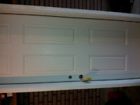 Energy Star Qualified Exterior Wood Door with Frame (32x80)