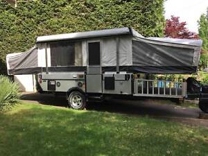 Tent Trailer 2009 Coleman E3 Off Road