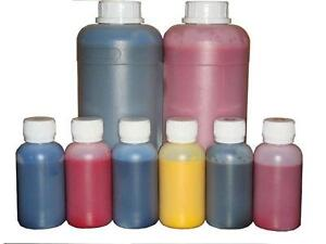 6 x 500ml Pigment ink for Epson Printer 6 color Artisan 50 1430