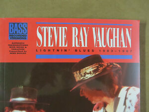 BASS GUITAR LESSON BOOK, STEVIE RAY VAUGHAN Kitchener / Waterloo Kitchener Area image 2