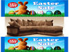 NOW ONLY £359*Massive Clearance*Dino Corner Sofa BROWN*Same Day Delivery*Brand New Item Haringey, London