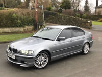 BMW 330D M SPORT E46 2004 SALOON AUTOMATIC FULLY LOADED