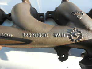 Cadillac CTS-V Left Exhaust Manifold 2004-2014
