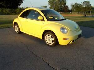 2000 VW New Beetle $2400 OBO