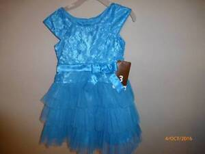 Girls' dress size 3 and 6