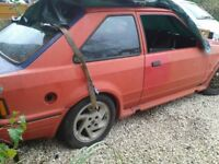 87 rs turbo for spares or repairs