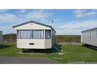 Large 2 bedroom Static Caravan located West Sands Chichester **REDUCED**
