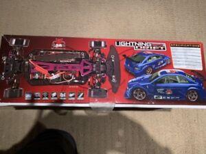 Lightning epx drift r/c car