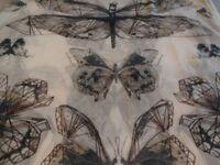 Butterfly designer scarf