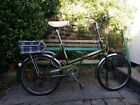VINTAGE RALEIGH STOWAWAY FOLDING BIKE FULLY SERVICED