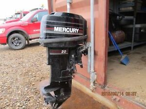 Looking for 20 HP Merc Outboard Cowl