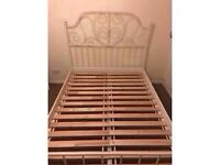 Lovely ikea Kingsize bed frame / FREE DELIVERY