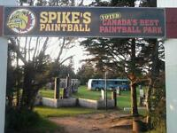 Spike's Paintball- Lowest Prices On PEI!
