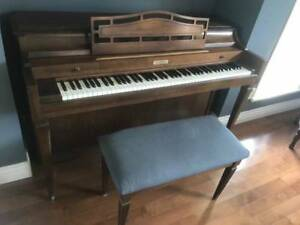 Baldwin Upright Piano, One Owner, NONE Smoking Home, Vancouver,
