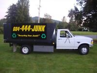 FOUR FOUR FOUR JUNK Fast, Affordable Junk Removal