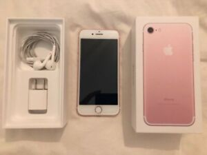 Mint condition Apple iPhone 7 32gb