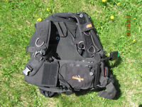 Dacor diving Bouyancy Compensation Device - BCD