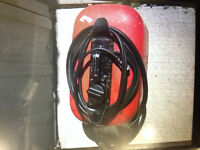 Selling Boat Motor and Gas Tank