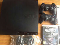 PlayStation 3 320GB boxed