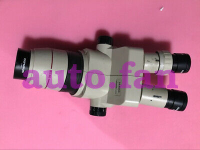 Olympus Sz40 Microscope Normally Uses The Original Eyepiece 20x12.5