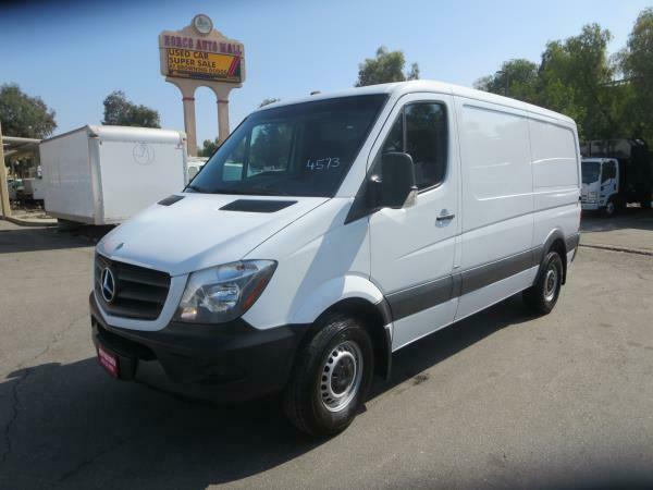 Image 1 Voiture American used Mercedes-Benz Sprinter 2015