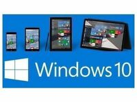 Windows 10 Pro 32 BIT OR 64BIT RECOVERY DISCS OR BOOTABLE USB