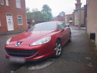 2007 Peugeot 407 Coupe