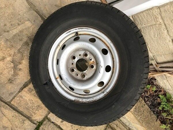 Cool Ducato Boxer Relay 16 Spare Steel Wheel Tyre Ideal For Motorhome Or Van In Morpeth Northumberland Gumtree Download Free Architecture Designs Xaembritishbridgeorg