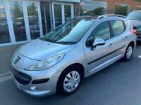 2007 Peugeot 207 VTi S 5dr Tip Auto [AC] **LOW MILEAGE** Estate Petrol Automatic
