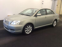 Toyota Avensis 2003-2009 various new parts brakes, suspension engine clutch etc