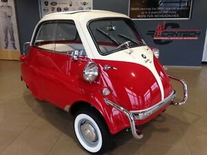 1955 TO 1962 BMW ISETTA MICRO CAR DIECAST WANTED 204-999-2751