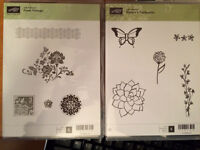 Stampin' Up Exclusive Sale-A-Bration stamp sets