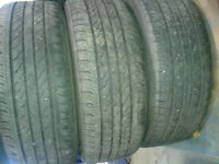 4 PNEU MICHELIN MXV4  205/55R16