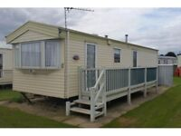 Lovely 8 Berth Caravan for Sale Situated on Coastfields In Ingoldmells Skegness